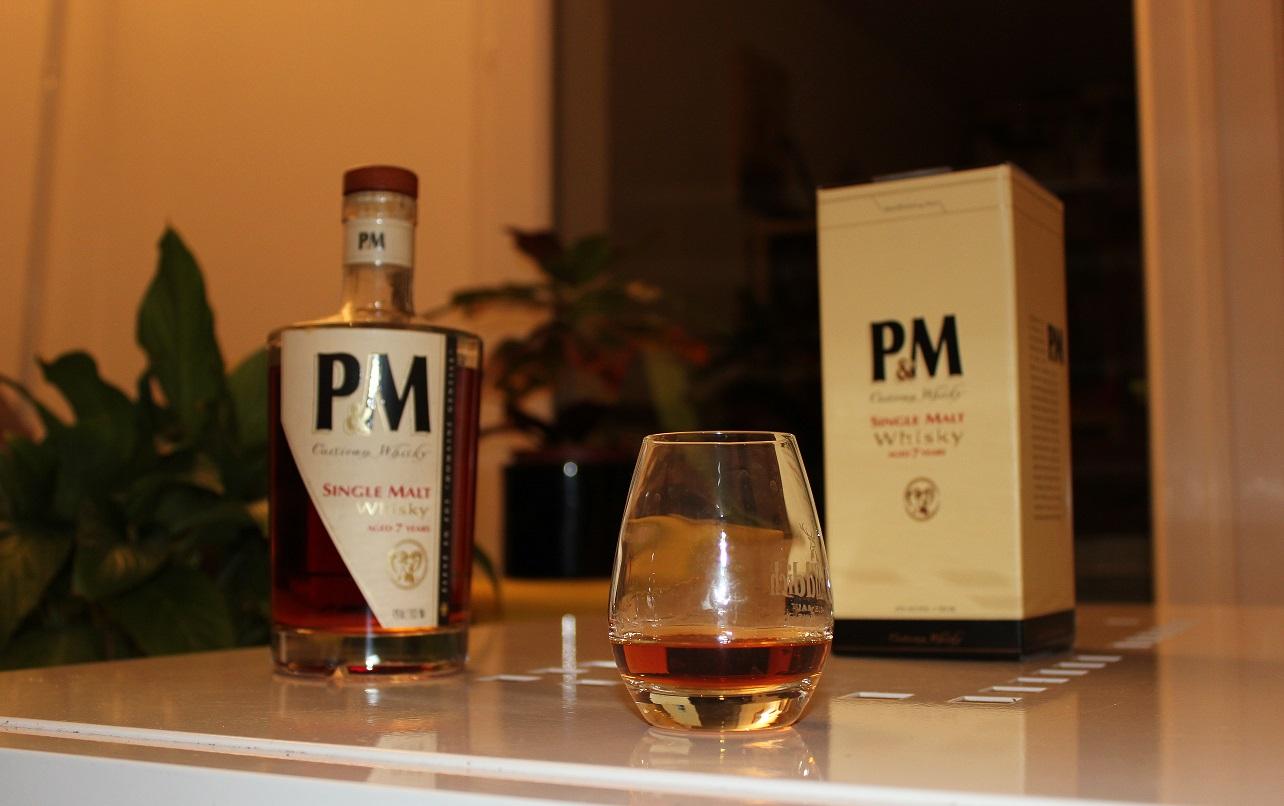 P&M 7 ans, Domaine Mavela, Pietra, Aléria, Corse, Domaine Gentile, fût de chêne Tronçais, Muscat, Jean Claude Venturini, Dominique Sialelli, alambic Holstein, whisky Français, French whisky.