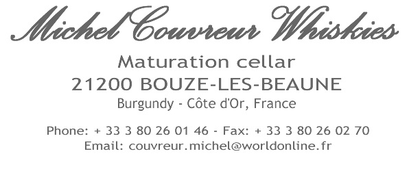 Michel Couvreur, Bouze Les Beaune, Bourgogne, France, Alexandra Deschamps, Cyril Deschamps, Jean Arnaud Frantzen, maturation, élevage, Jules Chauvet, Xérès, vin Jaune, Clearach, Fleeting, Ever Young Pristine,, atelier, dégustation, whisky