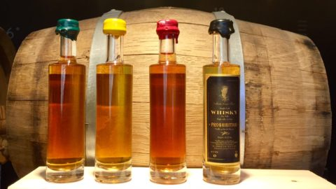 France, Whisky Français, French Whisky, Brûlerie du Revermont, Single Malt, Single Barrel, Jura, Nevy-sur-Seille, malt, Prohibition Fût de Trousseau, Brûlerie du Revermont, Prohibition Macvin, Prohibition Vin Jaune, Prohibition Trousseau, Prohibition Vin de Paille, Pascal Tissot, alambic à vase blavier, Matthieu Acar, Xavier Brevet, dégustation, whisky, masterclass, Paris, atelier, dégustation, whisky