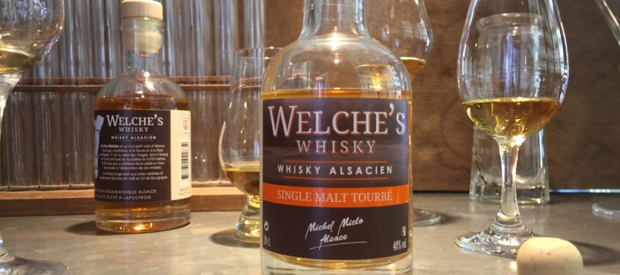 Welche's Whisky Single Malt Tourbé, 40%, Distillerie G. Miclo, Lapoutroie, Gilbert Miclo, Michel Miclo, Bertrand Lutt-Miclo, Daniel Hanser, whisky, Welche's Whisky Single Malt, Whisky Single malt tourbé, orge, Holstein, Sauternes, Bourgogne, IG Whisky d'Alsace, France, whisky, whisky Français, French whisky, orge, distillation, Passerelles, Hôtel Parister, organiser, dégustation, whisky, paris, privée, entreprise, événement, masterclass, Matthieu Acar, Xavier Brevet, Lilya Sekkal, dégustation, whisky, académie, masterclass, Paris, atelier, dégustation, whisky