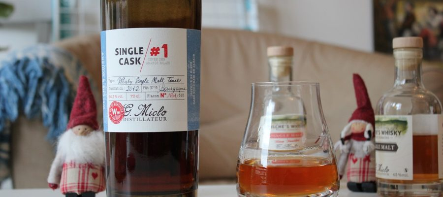 Welche's Single Cask #1, Whisky Single Malt, Distillerie G. Miclo, Lapoutroie, Gilbert Miclo, Michel Miclo, Bertrand Lutt-Miclo, Daniel Hanser, whisky, Welche's Whisky Single Malt, Whisky, orge, Holstein, Sauternes, Bourgogne, IG Whisky d'Alsace, France, whisky, whisky Français, French whisky, orge, distillation, Matthieu Acar, Xavier Brevet, Lilya Sekkal, dégustation, whisky, académie, masterclass, Paris, atelier, dégustation, whisky