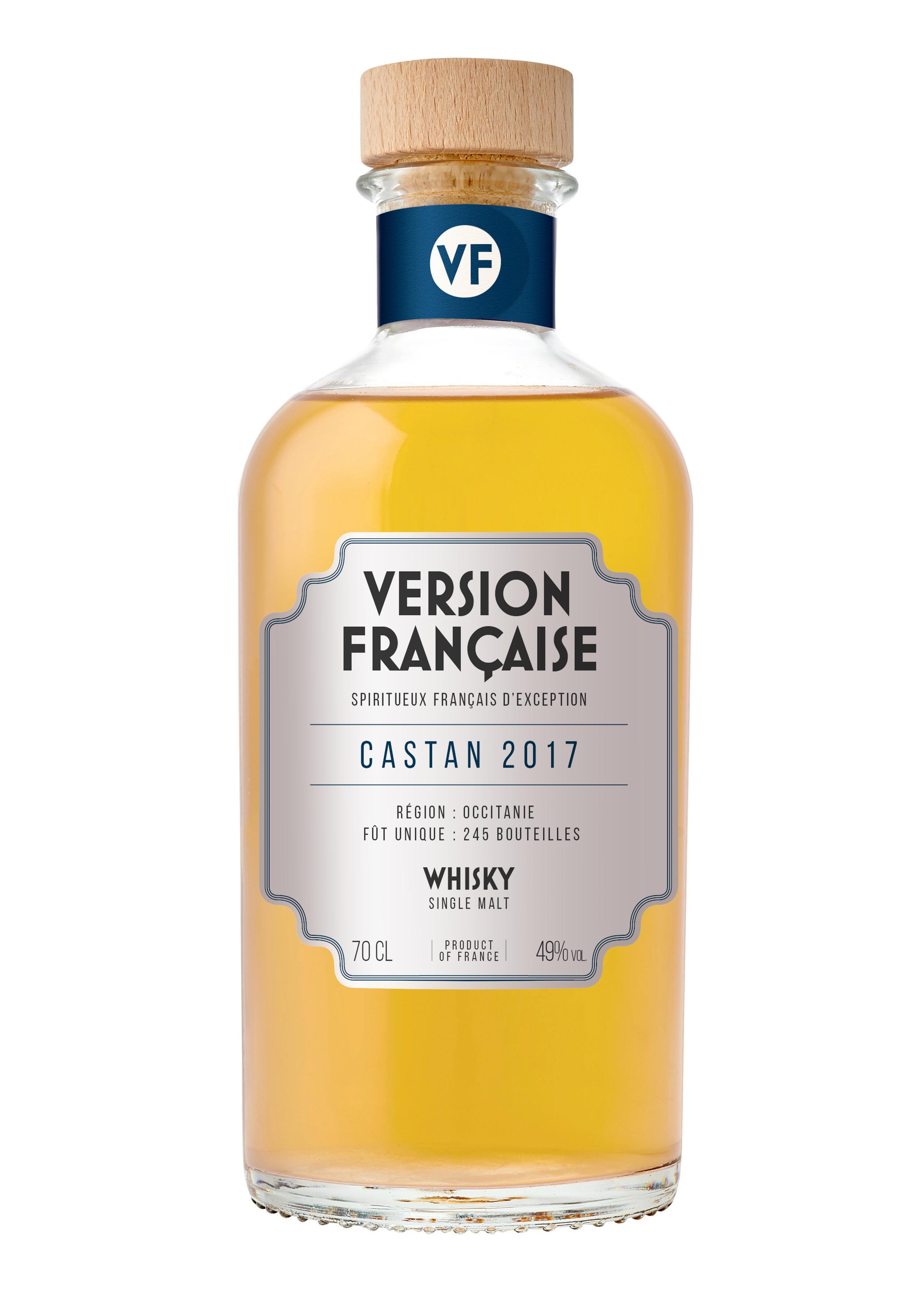 castan, whisky français, version francaise