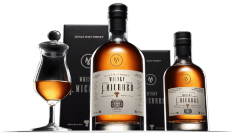 France, Whisky Français, Logo Whisky Michard, Jean Michard, Julie Michard, Whisky J.Michard, Matthieu Acar, Xavier Brevet, dégustation, whisky, masterclass, Paris, atelier, dégustation, whisky