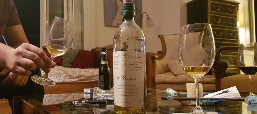 The Unique, Michel Couvreur, Bouze Les Beaune, Bourgogne, France, Alexandra Deschamps, Cyril Deschamps, Jean Arnaud Frantzen, maturation, élevage, Jules Chauvet, Xérès, vin Jaune, Clearach, Fleeting, Ever Young Pristine, The Unique, Intravagan'za, Mrs Couvreur Choice, Overaged Malt Whisky, Candid Malt Whisky, Pale Single Whisky, Special Vatting, Spirale 26 ans, Very Sherried 25 ans, The Ninetenn's, The Transition, Pipas, Porto Blanc, Porto Rouge, Bere Barley, Golden Promise, Vanessa, Triomph Classique, Rhum, Fédération du Whisky de France, France, whisky, whisky Français, French whisky, orge, distillation, Passerelles, Hôtel Parister, organiser, dégustation, whisky, paris, privée, entreprise, événement, masterclass, Matthieu Acar, Xavier Brevet, Lilya Sekkal, dégustation, whisky, académie, masterclass, Paris, atelier, dégustation, whisky